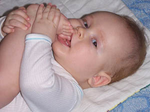 Baby's First Teeth