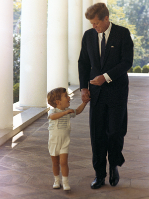 Kennedy Father and Son