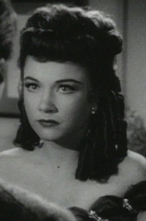 Anne Baxter in All About Eve