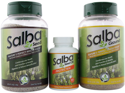 Salba® products
