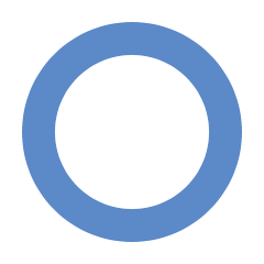 United Nations blue circle symbol for diabetes