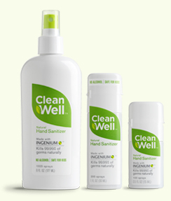 CleanWell products