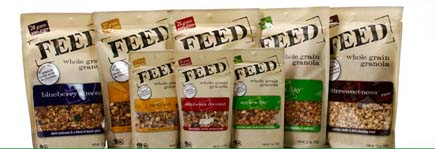 Feed Granola products