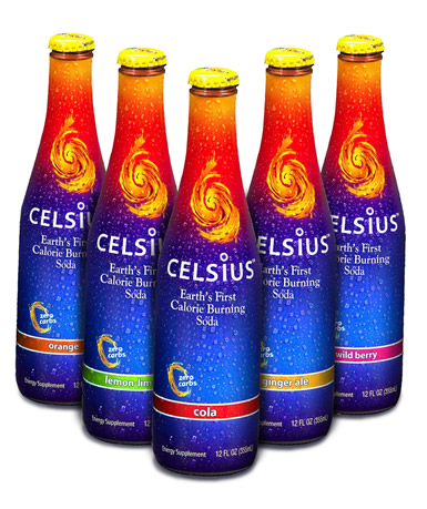 Celsius products