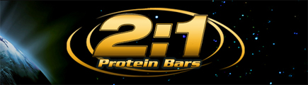 The 2:1 Protein Bar