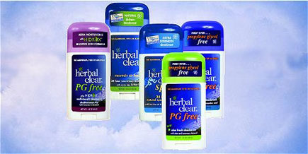 Herbal Clear products
