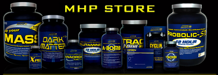 Maximum Human Performance products