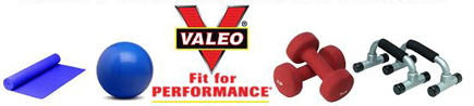 Valeo Fitness Products