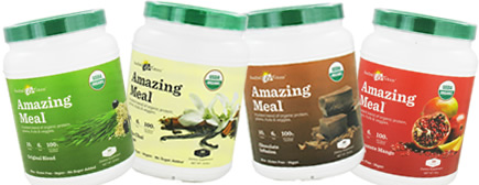Amazing Grass 30-serving supply