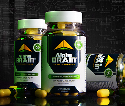 Save on Alpha Brain by Onnit at LuckyVitamin.com