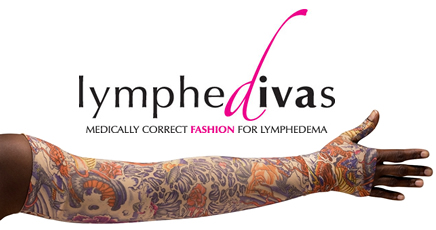 Medically correct fashion for lymphedema