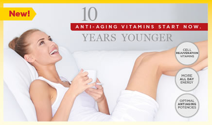 AntiAging Potency Multivitamin