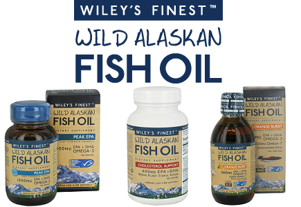 What s new wiley s finest health wellness blog for Fish oil diarrhea