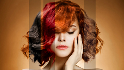 CoSaMo Hair Color