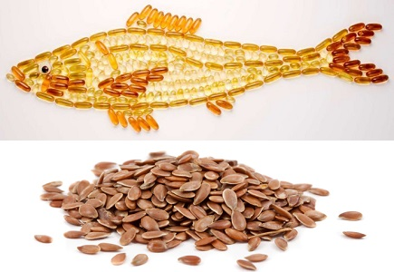 Fish oil september 2015 for Flaxseed vs fish oil