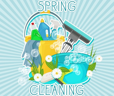 Your spring cleaning checklist lucky blog the What is spring cleaning